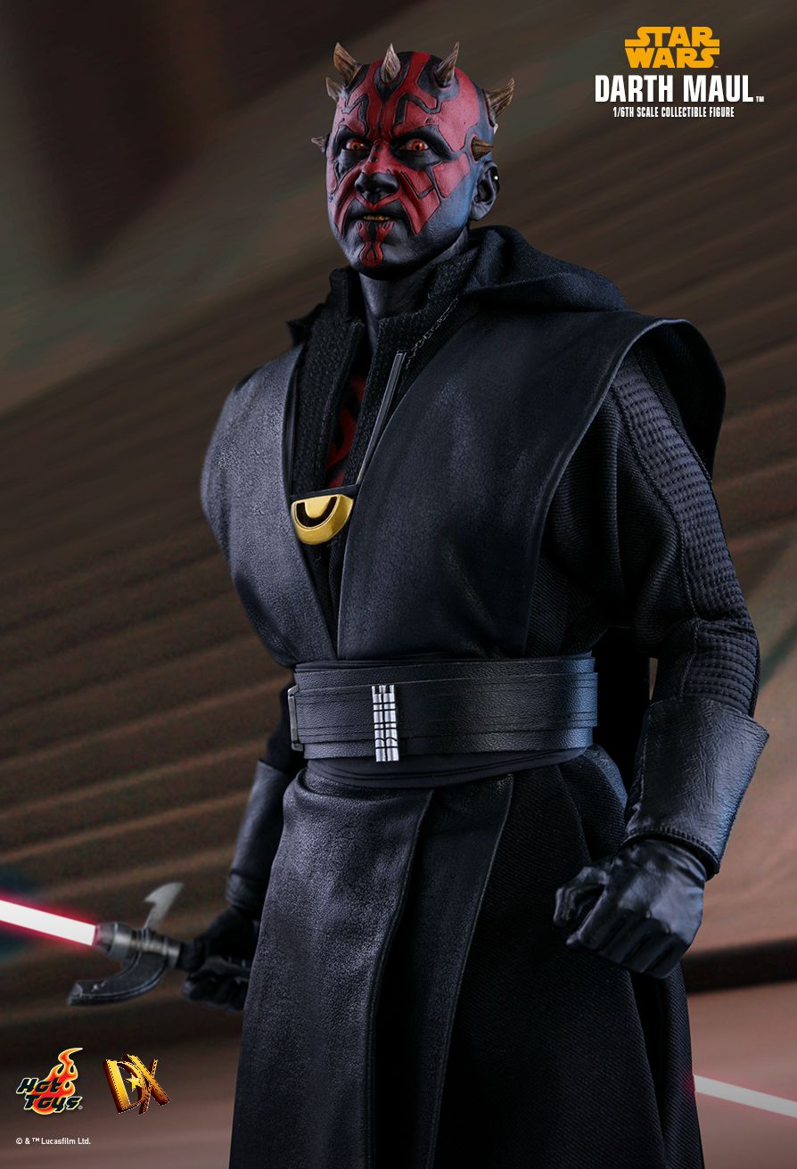 solo - NEW PRODUCT: HOT TOYS: SOLO: A STAR WARS STORY DARTH MAUL 1/6TH SCALE COLLECTIBLE FIGURE 12160