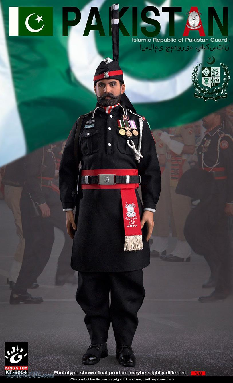 ModernMilitary - NEW PRODUCT: King Toy: 1/6 Pakistan Brothers Guard (KT-8004) 12192029