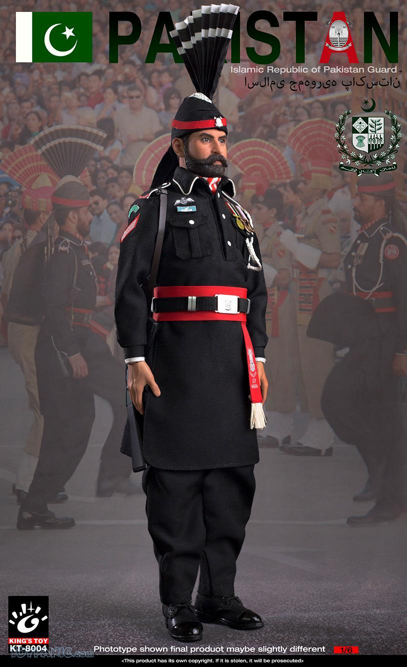 ModernMilitary - NEW PRODUCT: King Toy: 1/6 Pakistan Brothers Guard (KT-8004) 12192032