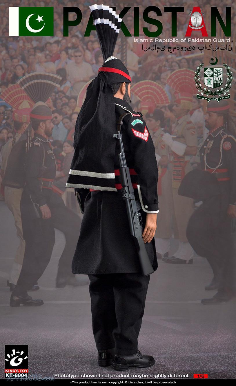 ModernMilitary - NEW PRODUCT: King Toy: 1/6 Pakistan Brothers Guard (KT-8004) 12192033