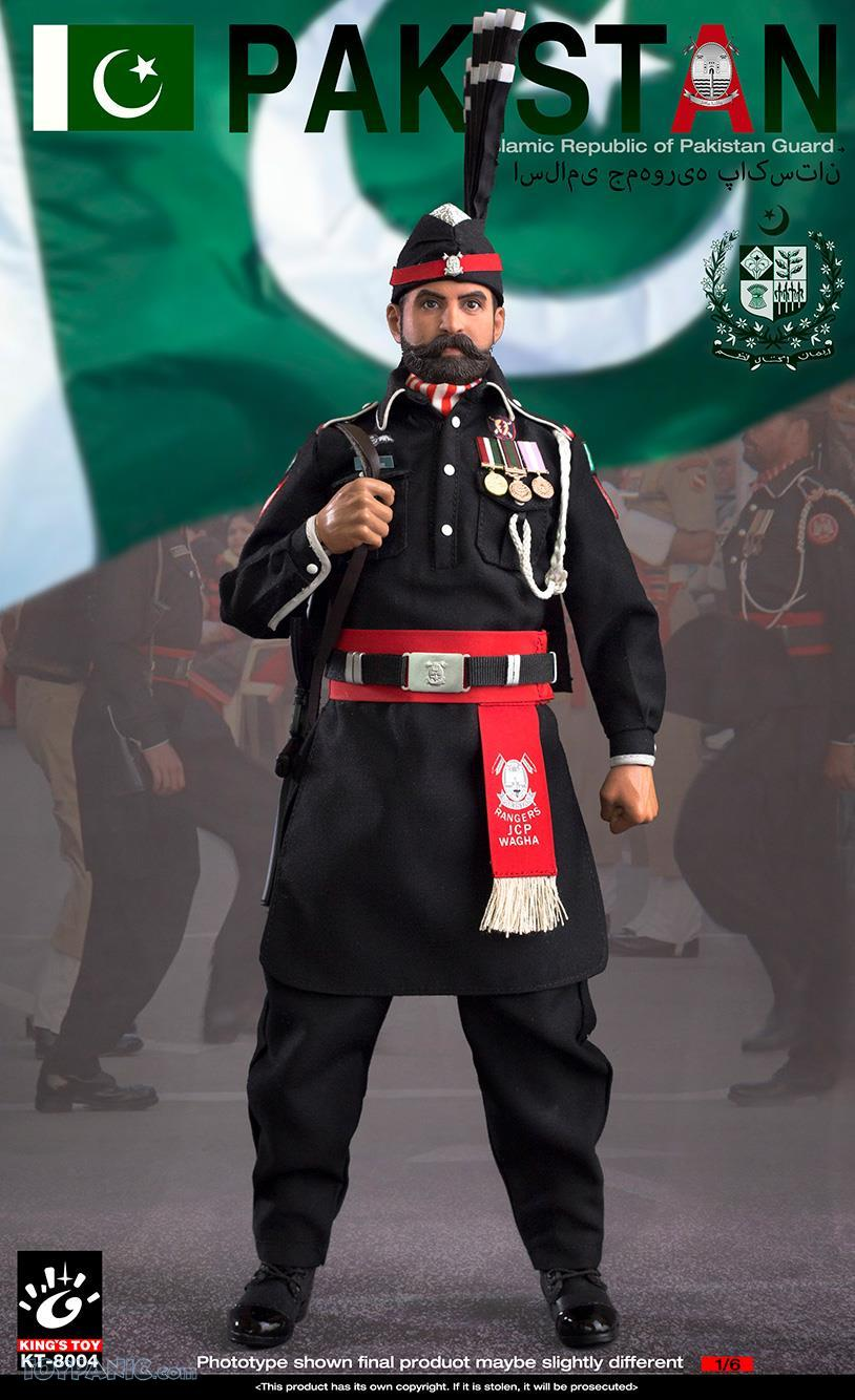 ModernMilitary - NEW PRODUCT: King Toy: 1/6 Pakistan Brothers Guard (KT-8004) 12192035