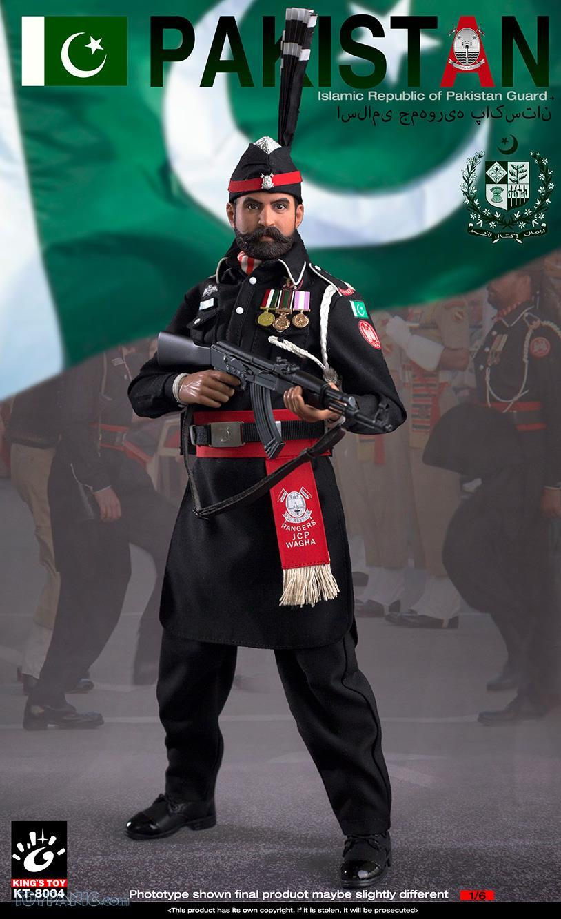 ModernMilitary - NEW PRODUCT: King Toy: 1/6 Pakistan Brothers Guard (KT-8004) 12192041