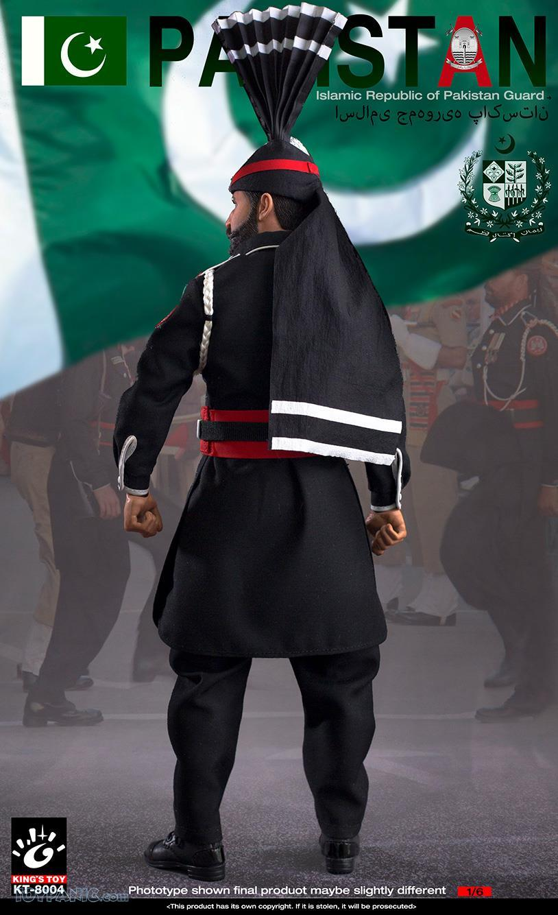ModernMilitary - NEW PRODUCT: King Toy: 1/6 Pakistan Brothers Guard (KT-8004) 12192044
