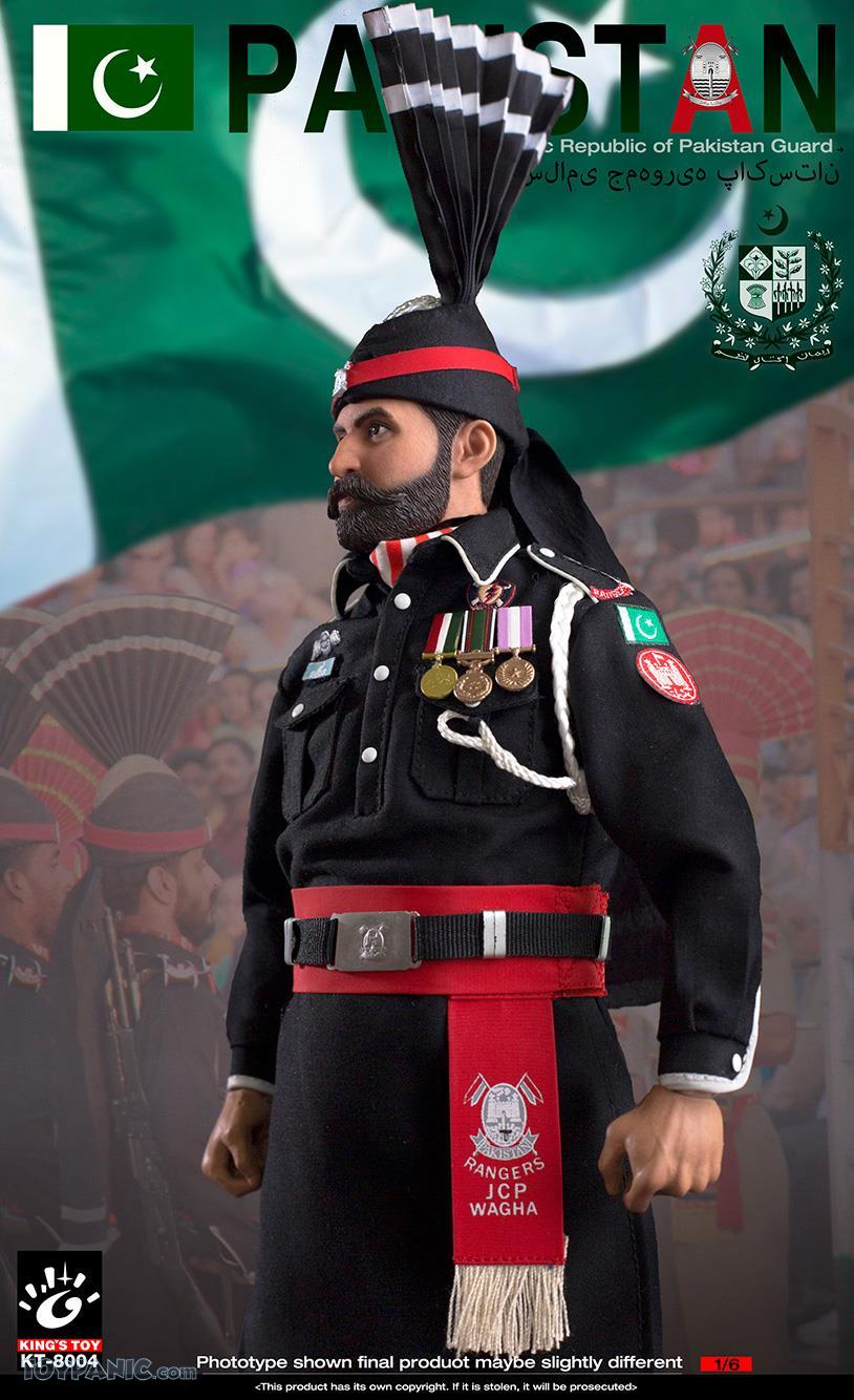 ModernMilitary - NEW PRODUCT: King Toy: 1/6 Pakistan Brothers Guard (KT-8004) 12192045