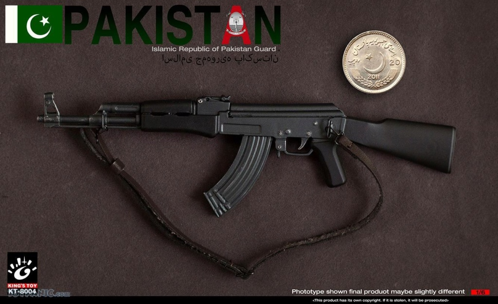 ModernMilitary - NEW PRODUCT: King Toy: 1/6 Pakistan Brothers Guard (KT-8004) 12192051