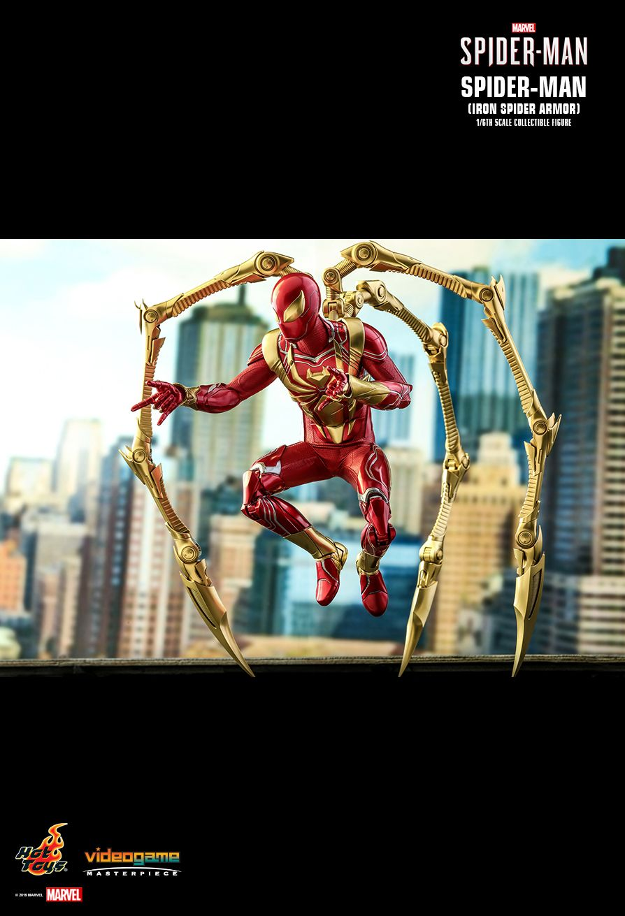 Topics tagged under ironspider-man on OneSixthFigures 12195