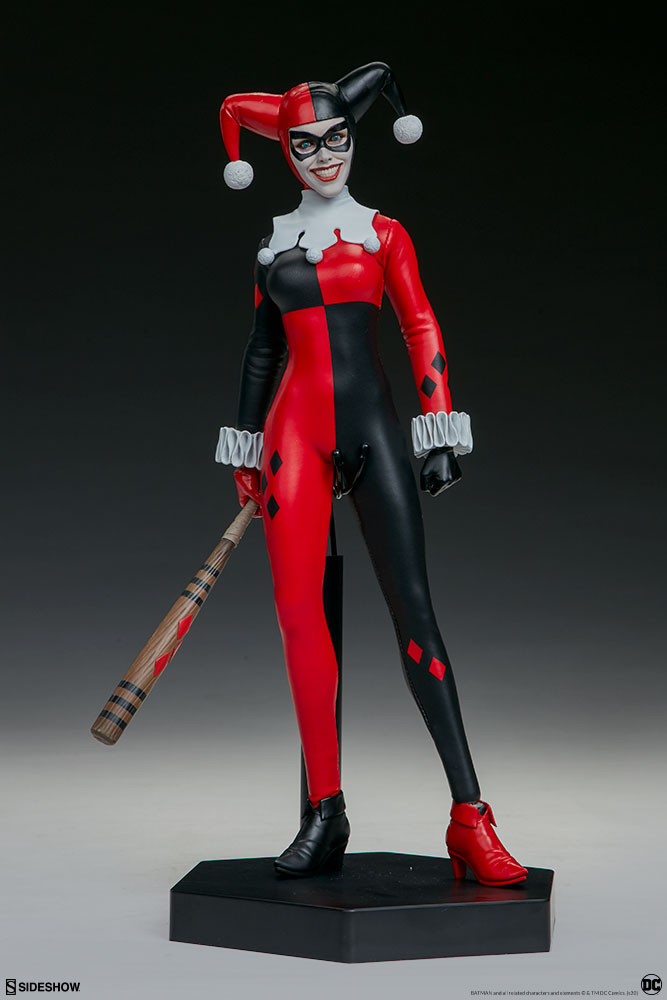 batman - NEW PRODUCT: Sideshow Collectibles: Harley Quinn Sixth Scale Figure 12255