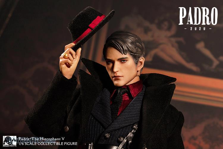 stylized - NEW PRODUCT: RingToys: 1/6 2020 Series - The Hierophant V - Padro (Standard Version) & (Deluxe Version) (UPDATED WITH MORE PHOTOS & INFORMATION) 12272011
