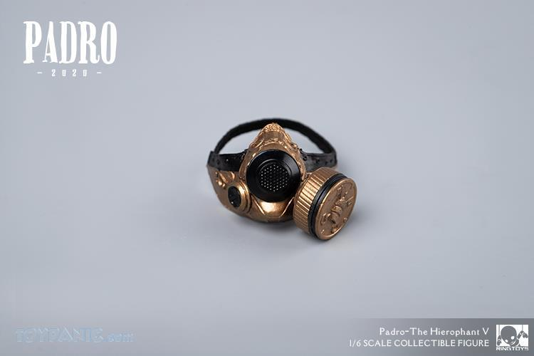 stylized - NEW PRODUCT: RingToys: 1/6 2020 Series - The Hierophant V - Padro (Standard Version) & (Deluxe Version) (UPDATED WITH MORE PHOTOS & INFORMATION) 12272028