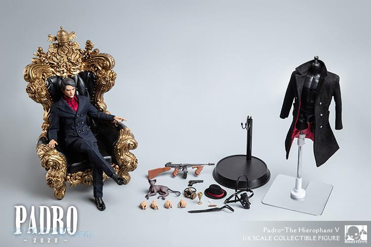 stylized - NEW PRODUCT: RingToys: 1/6 2020 Series - The Hierophant V - Padro (Standard Version) & (Deluxe Version) (UPDATED WITH MORE PHOTOS & INFORMATION) 12272038