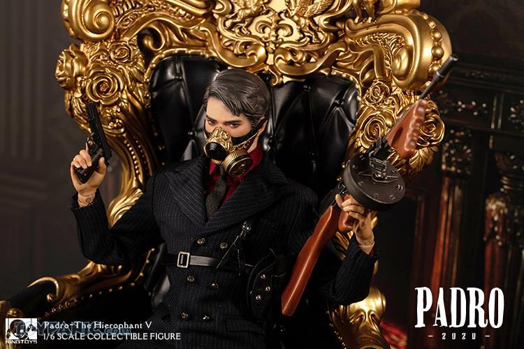 stylized - NEW PRODUCT: RingToys: 1/6 2020 Series - The Hierophant V - Padro (Standard Version) & (Deluxe Version) (UPDATED WITH MORE PHOTOS & INFORMATION) 12272039