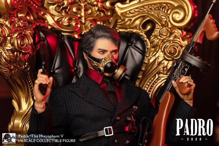 RingToys - NEW PRODUCT: RingToys: 1/6 2020 Series - The Hierophant V - Padro (Standard Version) & (Deluxe Version) (UPDATED WITH MORE PHOTOS & INFORMATION) 12272041