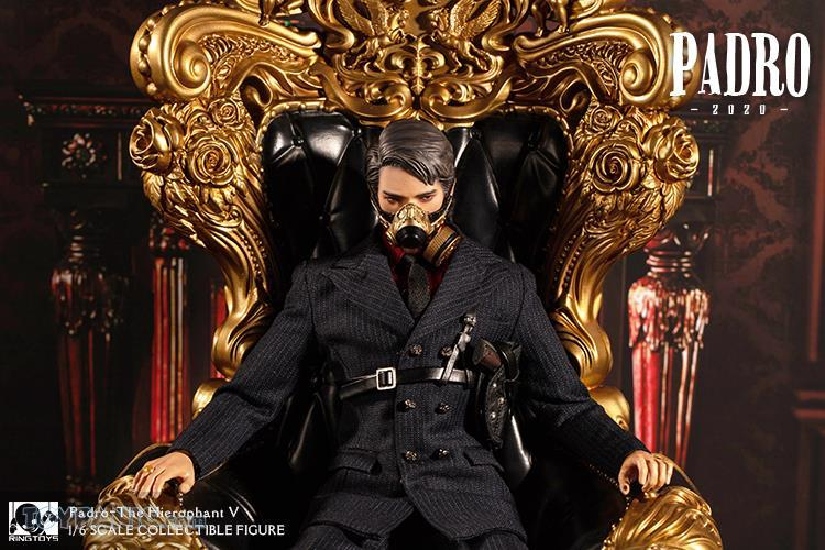stylized - NEW PRODUCT: RingToys: 1/6 2020 Series - The Hierophant V - Padro (Standard Version) & (Deluxe Version) (UPDATED WITH MORE PHOTOS & INFORMATION) 12272047
