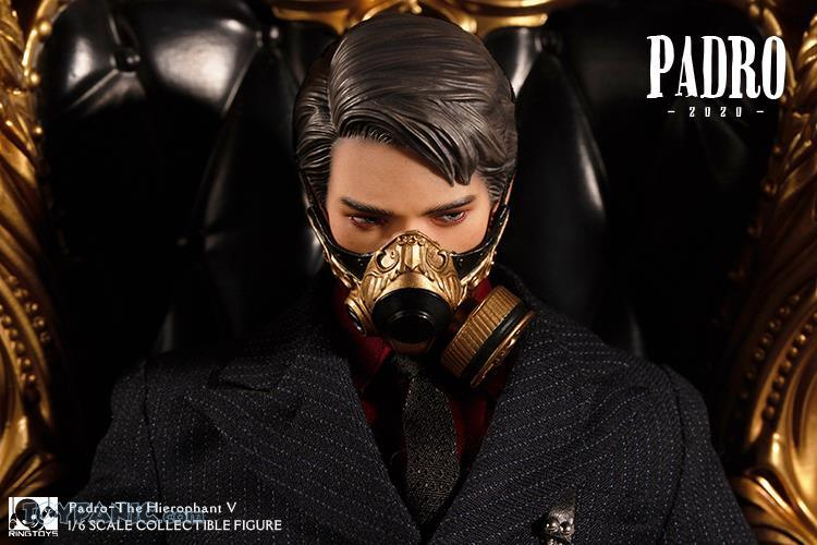 stylized - NEW PRODUCT: RingToys: 1/6 2020 Series - The Hierophant V - Padro (Standard Version) & (Deluxe Version) (UPDATED WITH MORE PHOTOS & INFORMATION) 12272051