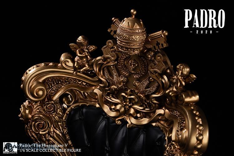 stylized - NEW PRODUCT: RingToys: 1/6 2020 Series - The Hierophant V - Padro (Standard Version) & (Deluxe Version) (UPDATED WITH MORE PHOTOS & INFORMATION) 12272057