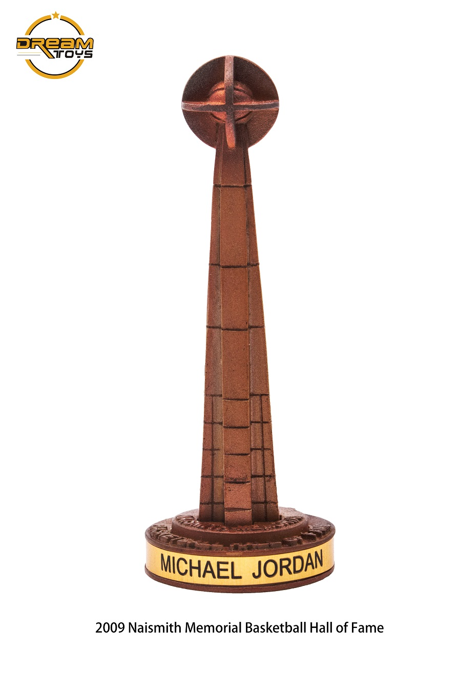 NEW PRODUCT: DREAMTOYS New: 1/6 MJ23 KB24 Jordan / Kobe - Honor Trophy Set 1230