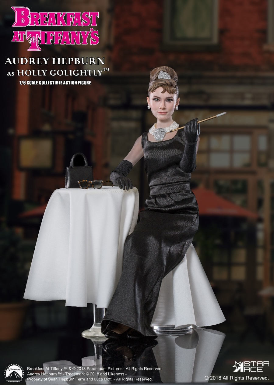 "NEW PRODUCT: STAR ACE Toys New: 1/6 ""Breakfast at Tiffanys"" - Audrey Hepburn AUDREY HEPBURN Special Edition 2 12393411"
