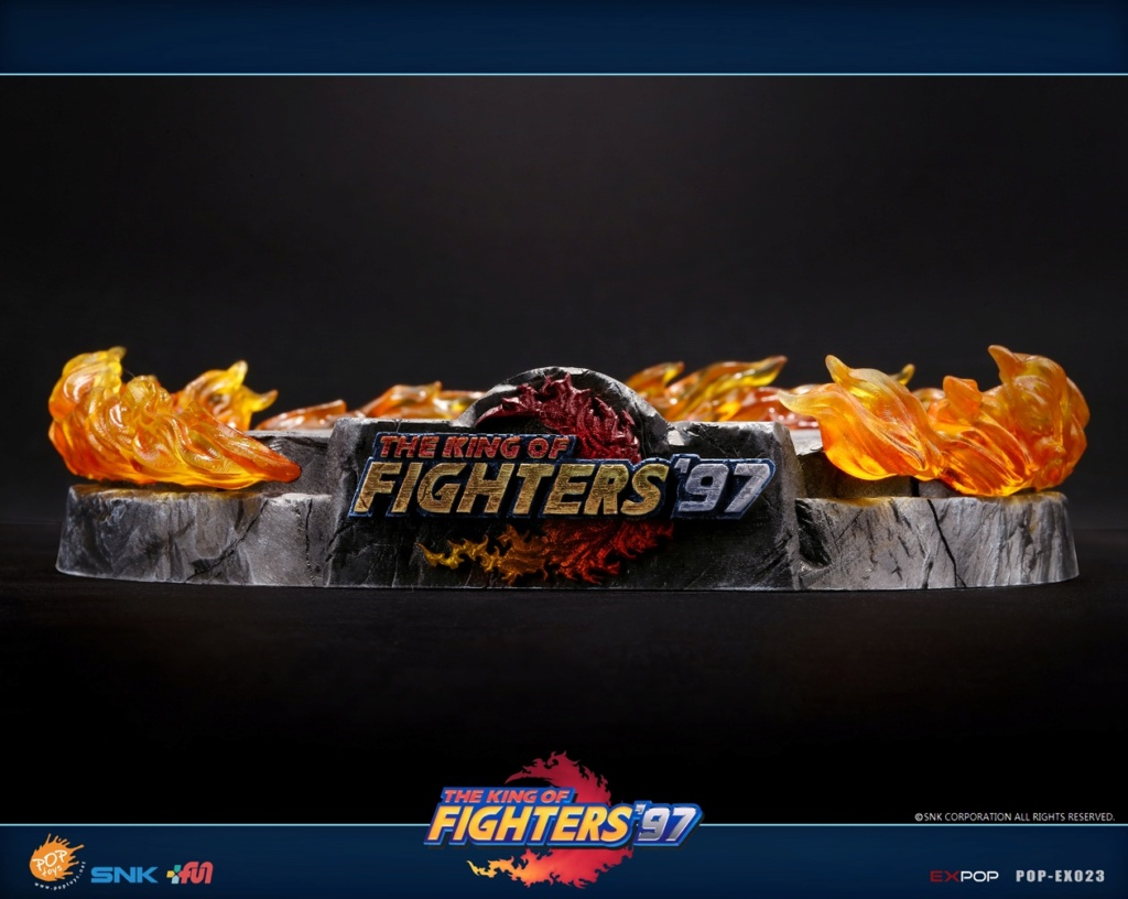 videogame - NEW PRODUCT: POPTOYS: EX023 1/6 King of Fighters KOF97 - Kagura Thousand Cranes 12553711