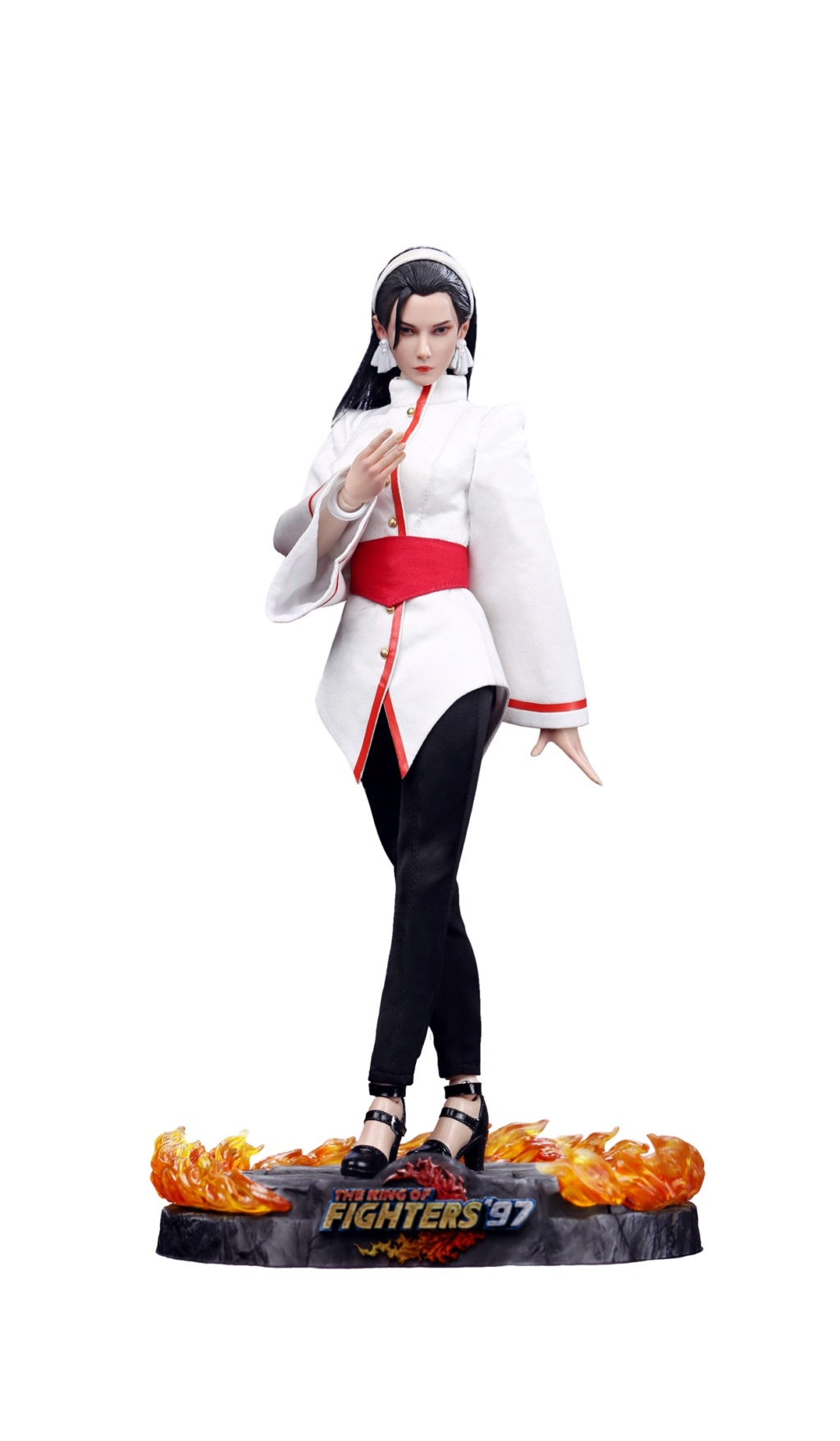videogame - NEW PRODUCT: POPTOYS: EX023 1/6 King of Fighters KOF97 - Kagura Thousand Cranes 12553810