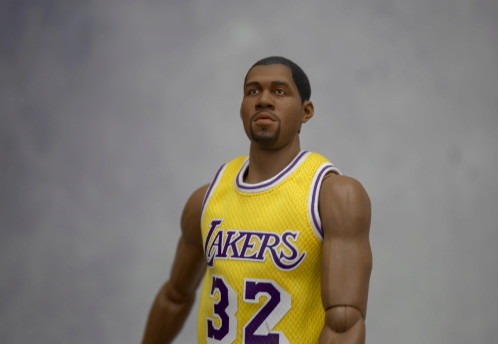 basketball - NEW PRODUCT: FigureCool: 1/6 Magic Johnson [new development body] movable doll 12584810