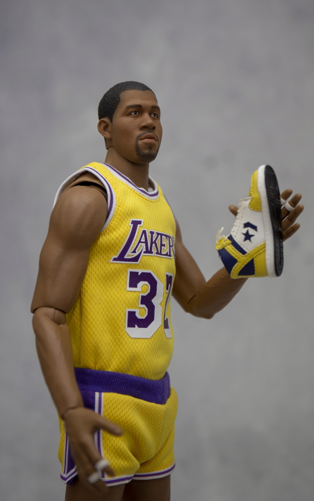 basketball - NEW PRODUCT: FigureCool: 1/6 Magic Johnson [new development body] movable doll 12585410