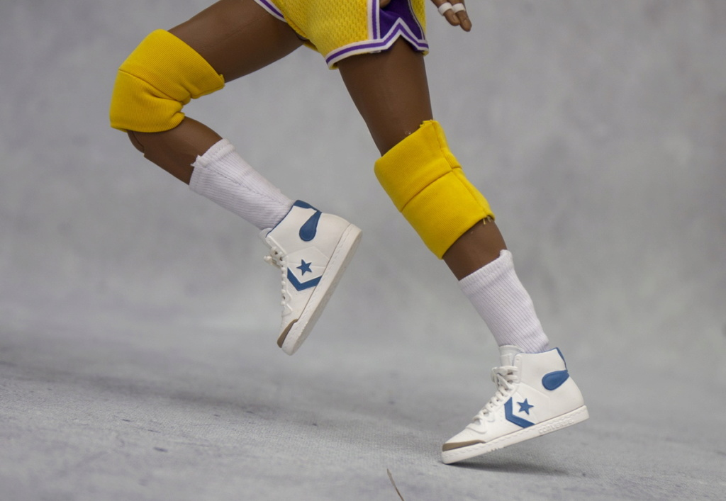 basketball - NEW PRODUCT: FigureCool: 1/6 Magic Johnson [new development body] movable doll 12585810