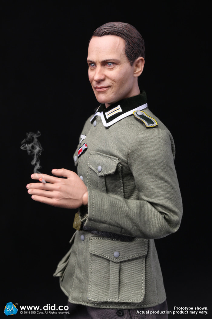 DiD - NEW PRODUCT: Gerd - WH Radio Operator - WWII German Communications Series 3 - DiD 1/6 Scale Figure 1284