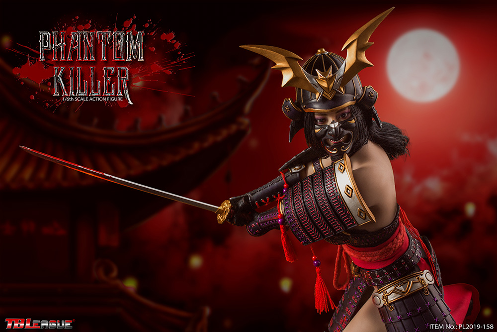 female - NEW PRODUCT: TBLeague: 1/6 Phantom Killer/Phantom Killer Motivator (PL2019-158) 13062910