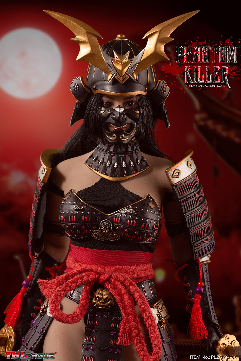 female - NEW PRODUCT: TBLeague: 1/6 Phantom Killer/Phantom Killer Motivator (PL2019-158) 13064510