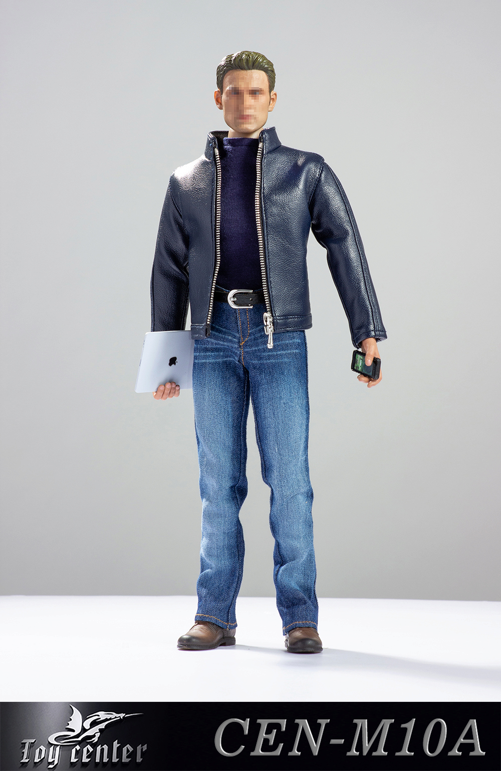 clothes - NEW PRODUCT: Toy center: 1/6 US team trend leather suit - a total of three colors A / B / C (CEN-M10 #) 13121611