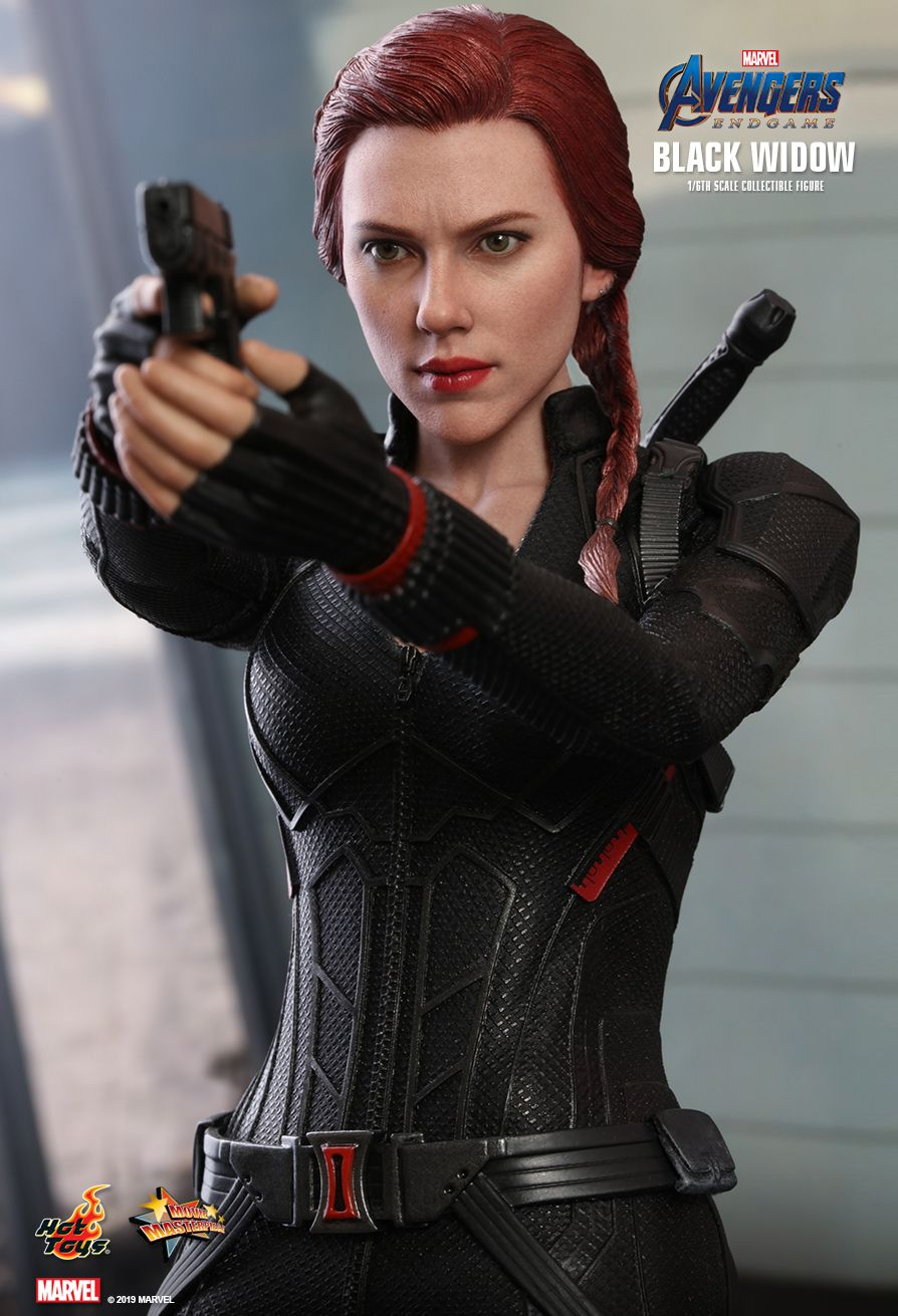EndGame - NEW PRODUCT: HOT TOYS: AVENGERS: ENDGAME BLACK WIDOW 1/6TH SCALE COLLECTIBLE FIGURE 13128