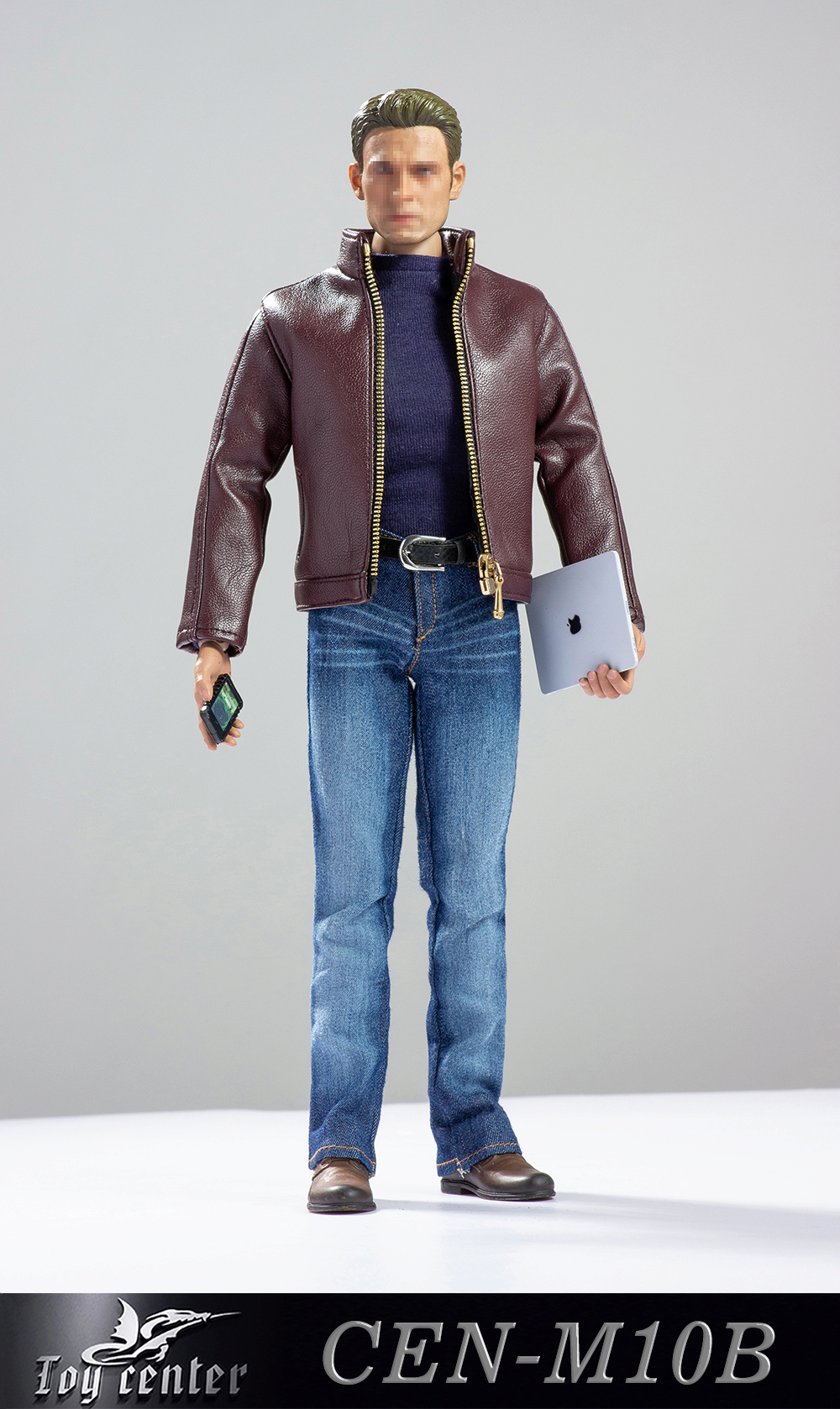 clothes - NEW PRODUCT: Toy center: 1/6 US team trend leather suit - a total of three colors A / B / C (CEN-M10 #) 13141011