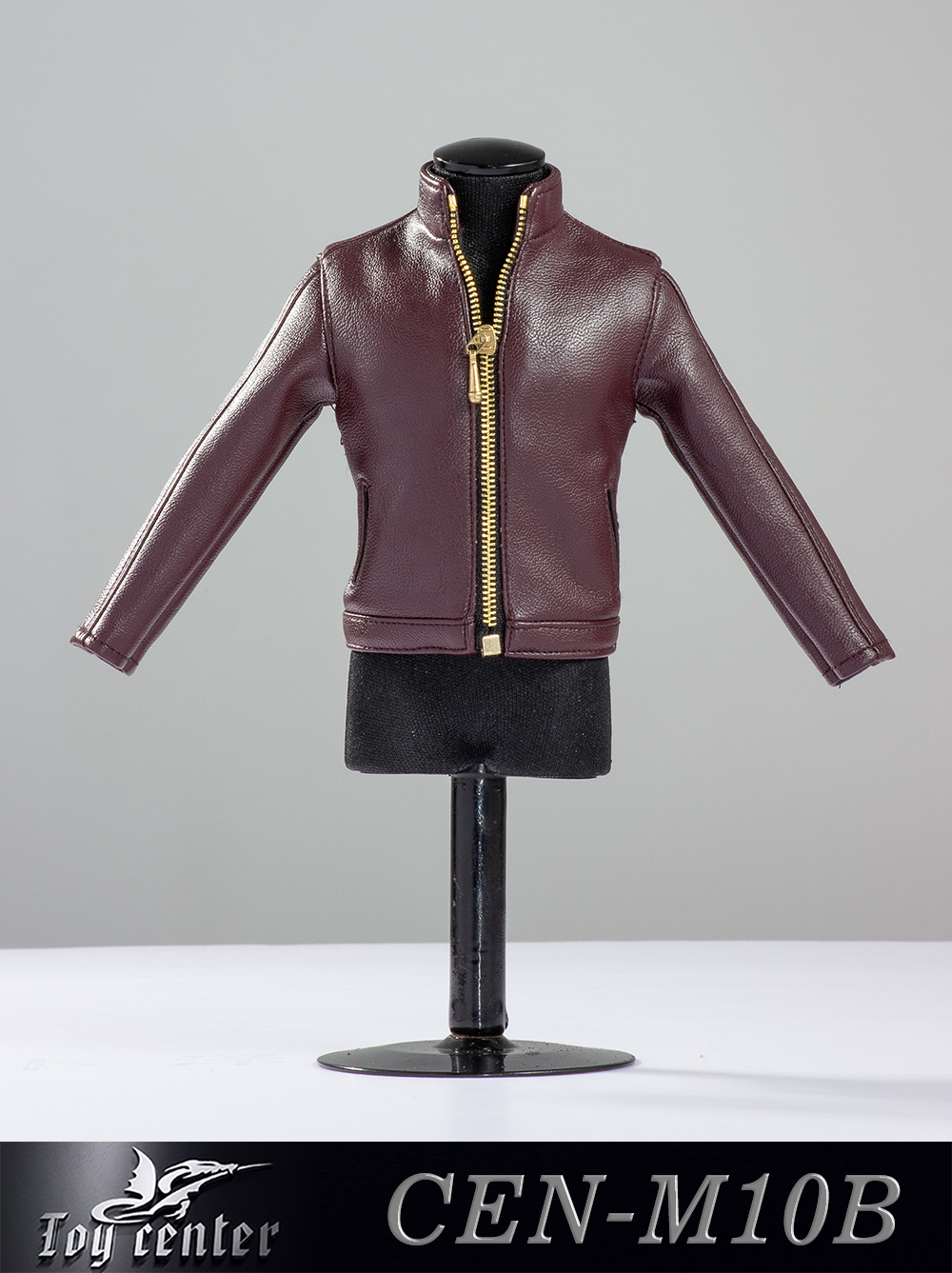 clothes - NEW PRODUCT: Toy center: 1/6 US team trend leather suit - a total of three colors A / B / C (CEN-M10 #) 13141110