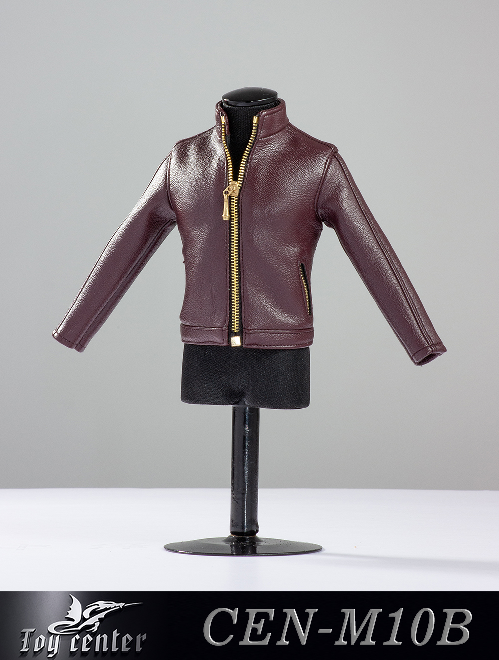 clothes - NEW PRODUCT: Toy center: 1/6 US team trend leather suit - a total of three colors A / B / C (CEN-M10 #) 13141210