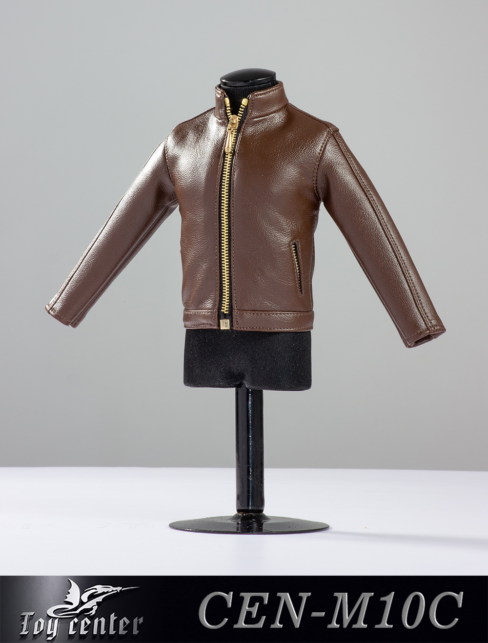 clothes - NEW PRODUCT: Toy center: 1/6 US team trend leather suit - a total of three colors A / B / C (CEN-M10 #) 13143610