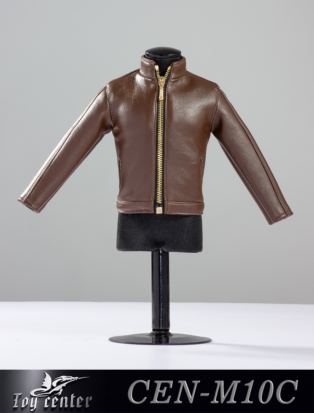 clothes - NEW PRODUCT: Toy center: 1/6 US team trend leather suit - a total of three colors A / B / C (CEN-M10 #) 13143611