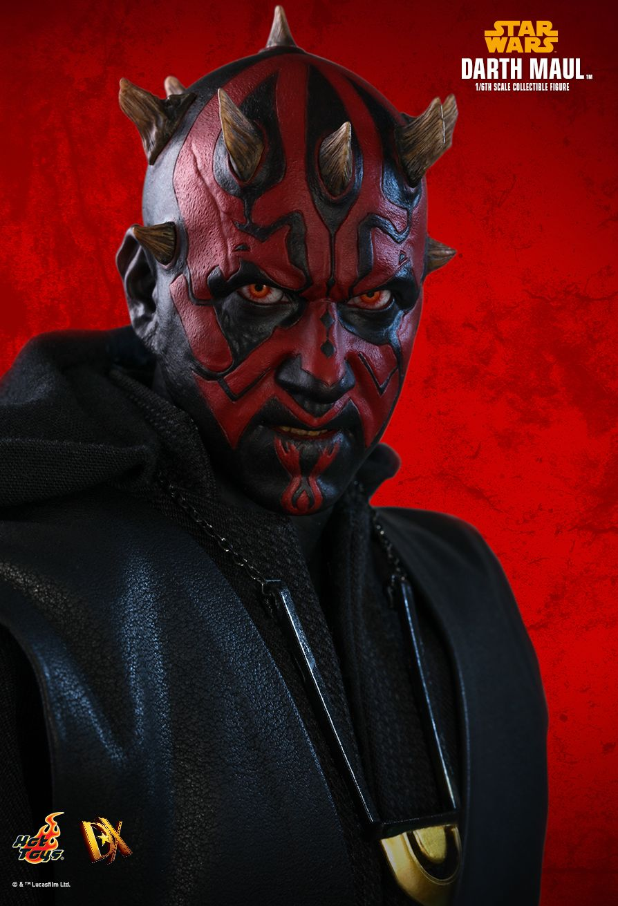solo - NEW PRODUCT: HOT TOYS: SOLO: A STAR WARS STORY DARTH MAUL 1/6TH SCALE COLLECTIBLE FIGURE 13149
