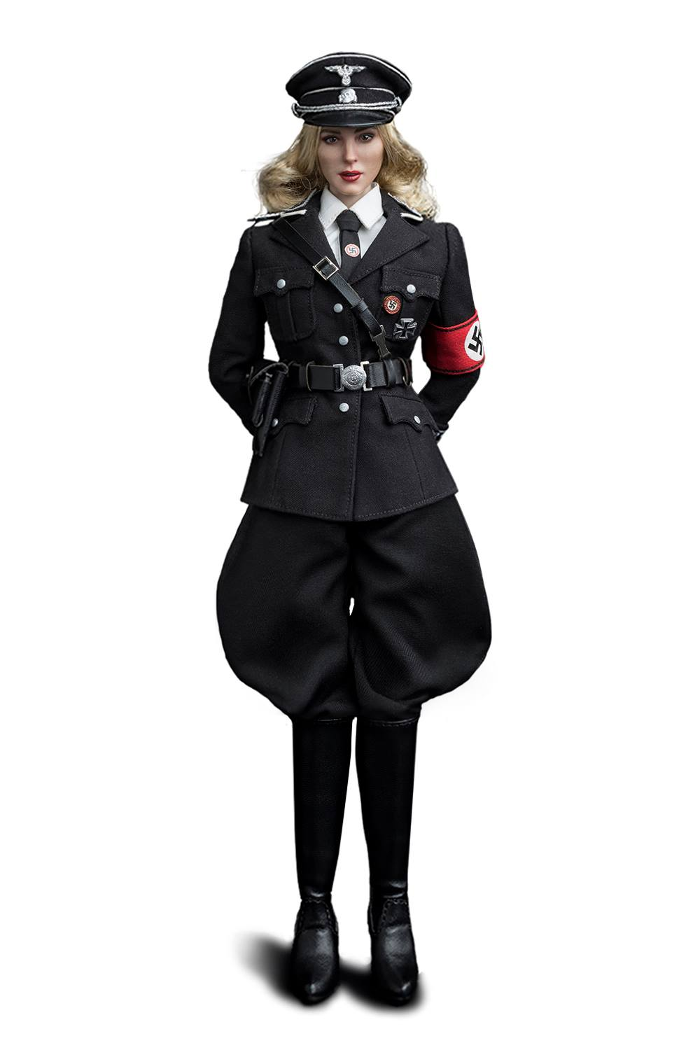 VeryCool - NEW PRODUCT: VERYCOOL VCF-2036 1/6 SS Female Officer 1318
