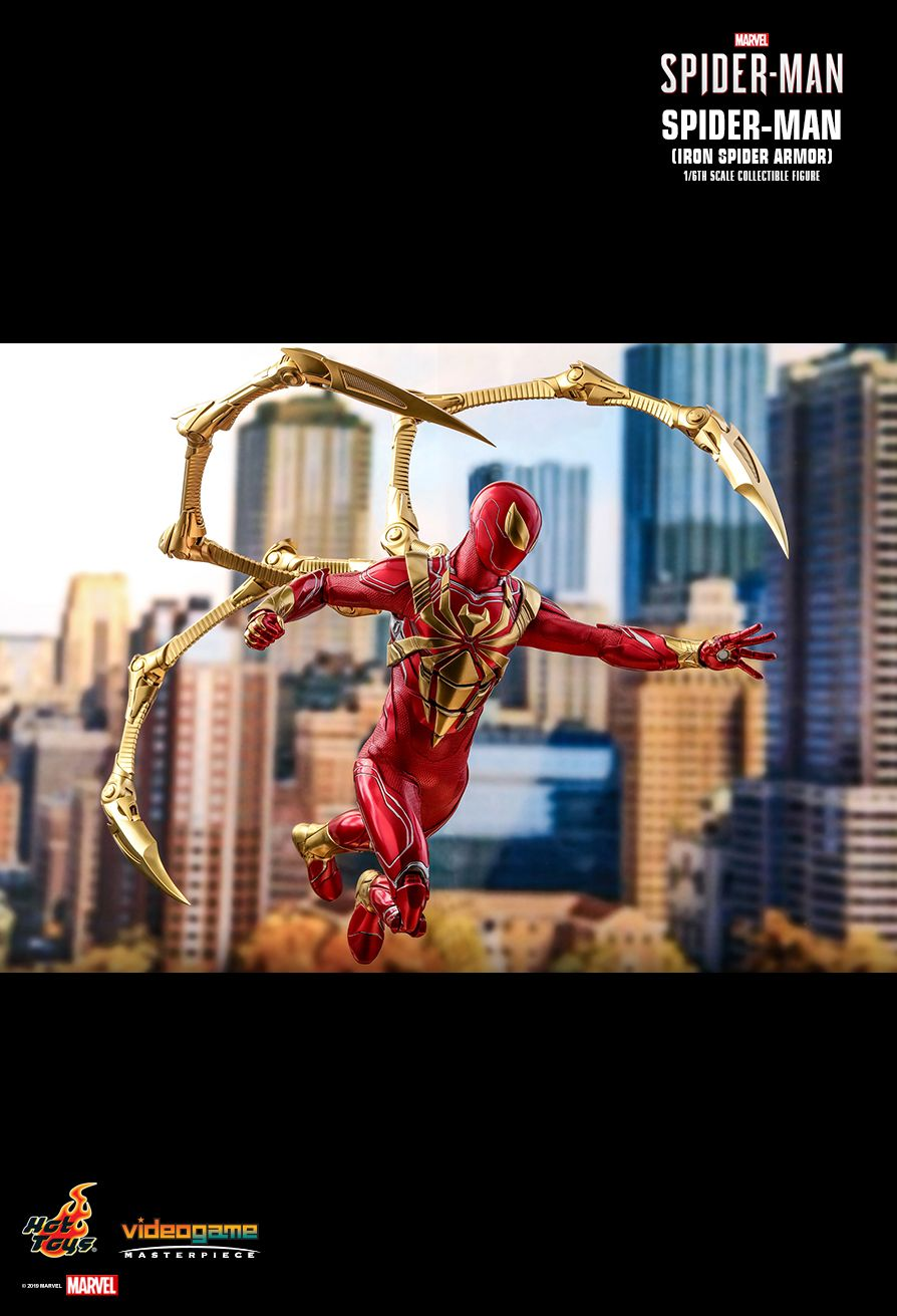 Topics tagged under ironspider-man on OneSixthFigures 13181