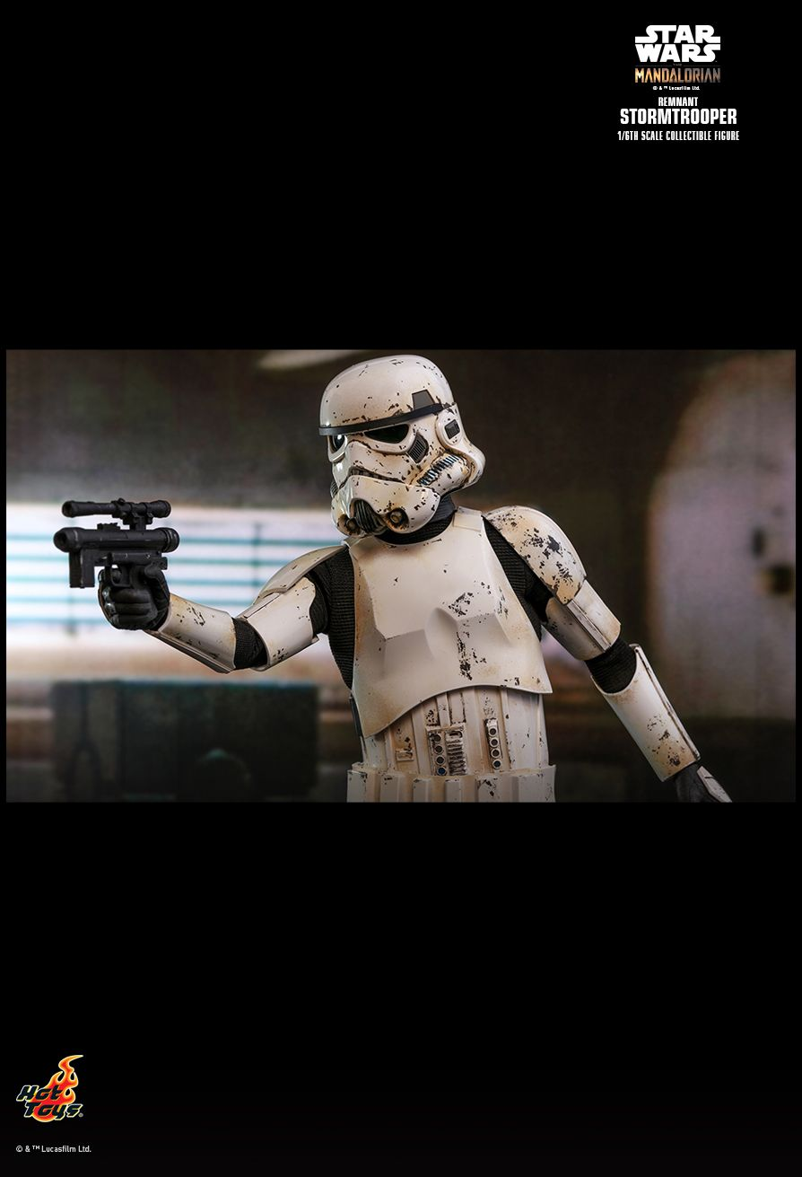 sci-fi - NEW PRODUCT: HOT TOYS: THE MANDALORIAN REMNANT STORMTROOPER 1/6TH SCALE COLLECTIBLE FIGURE 13184