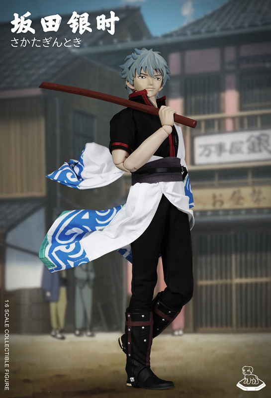 Manga - NEW PRODUCT: Xiaoming Workshop New Products: 1/6 XM Series - Putian Silver Time & Takasugi Jinsuke Action (XM001&XM002#) 13285113