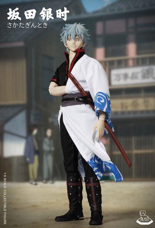 Manga - NEW PRODUCT: Xiaoming Workshop New Products: 1/6 XM Series - Putian Silver Time & Takasugi Jinsuke Action (XM001&XM002#) 13285114