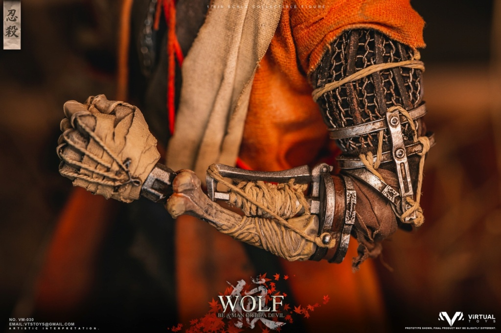 steampunk - NEW PRODUCT: VTS TOYS: 1/6 The wolf of Ashina Anonymous Wolf - Standard & Deluxe Edition VM-030DX 13493310