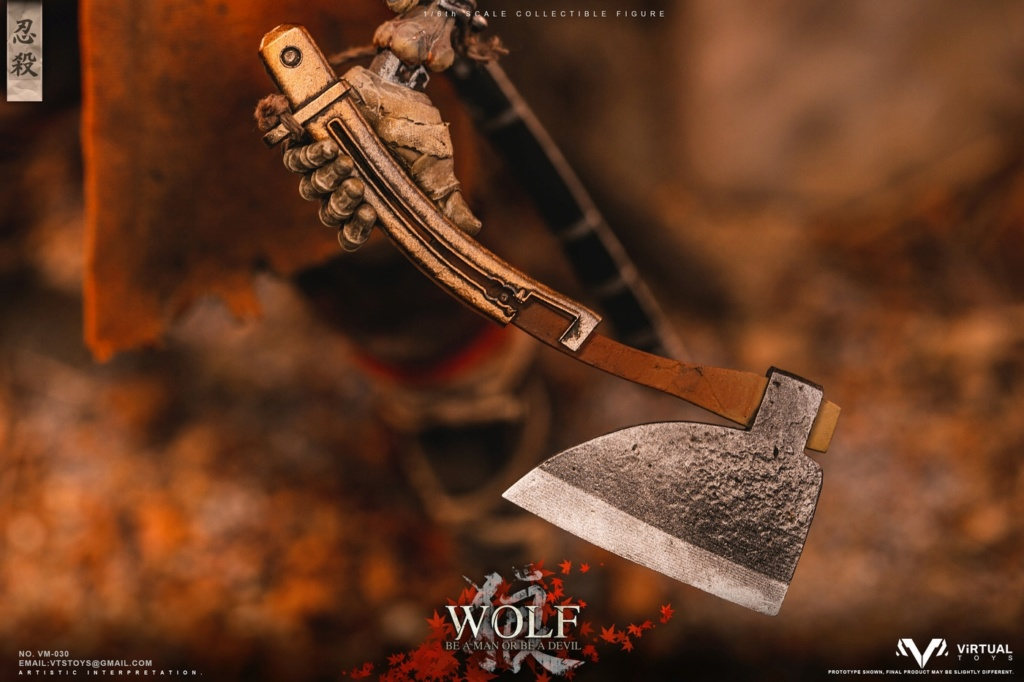 steampunk - NEW PRODUCT: VTS TOYS: 1/6 The wolf of Ashina Anonymous Wolf - Standard & Deluxe Edition VM-030DX 13493510