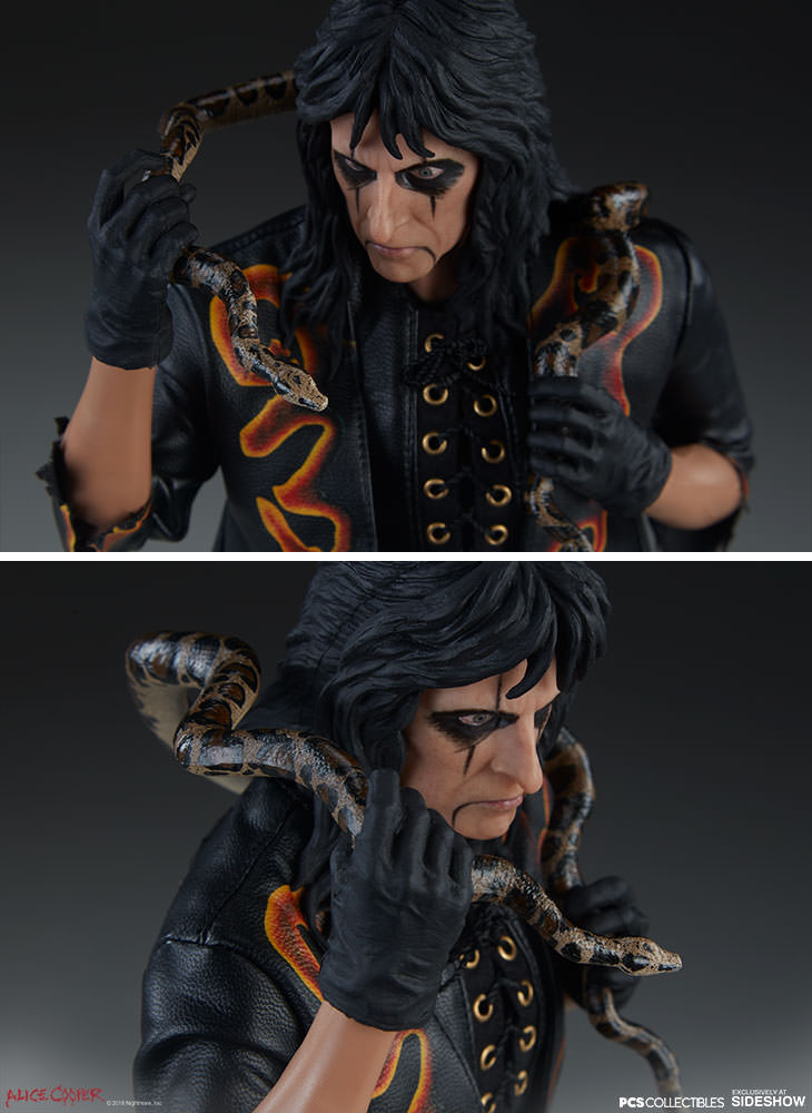 NEW PRODUCT: Alice Cooper Sixth Scale Figure by Pop Culture Shock 1352