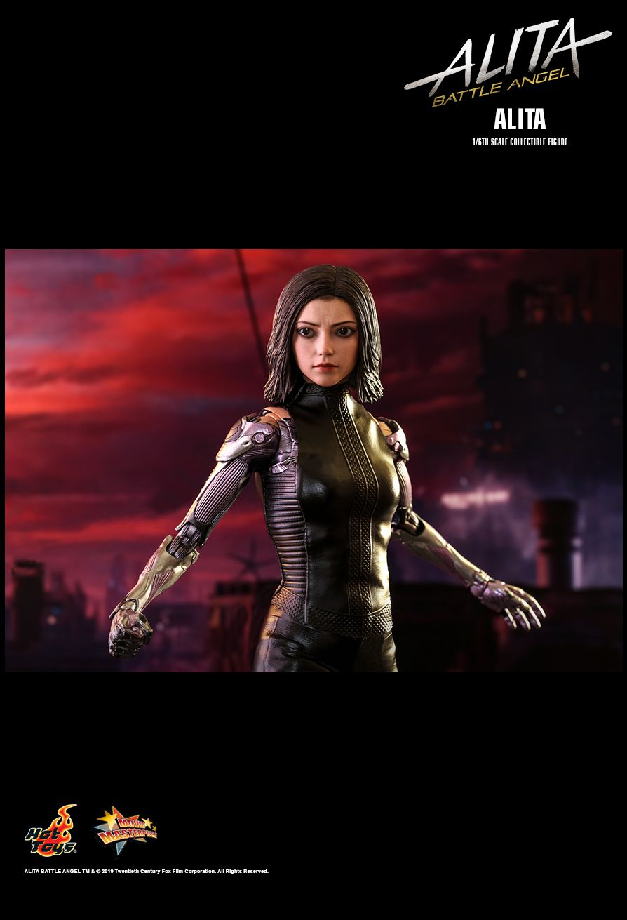 Alita - NEW PRODUCT: HOT TOYS: ALITA: BATTLE ANGEL ALITA 1/6TH SCALE COLLECTIBLE FIGURE 1392