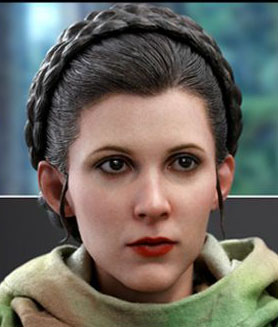 NEW PRODUCT: HOT TOYS: STAR WARS: RETURN OF THE JEDI PRINCESS LEIA 1/6TH SCALE COLLECTIBLE FIGURE 13_cop10