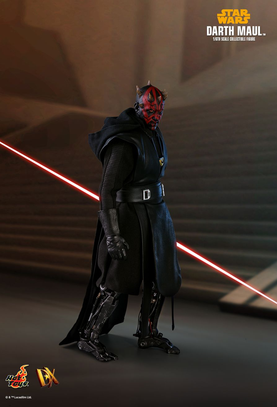solo - NEW PRODUCT: HOT TOYS: SOLO: A STAR WARS STORY DARTH MAUL 1/6TH SCALE COLLECTIBLE FIGURE 14133