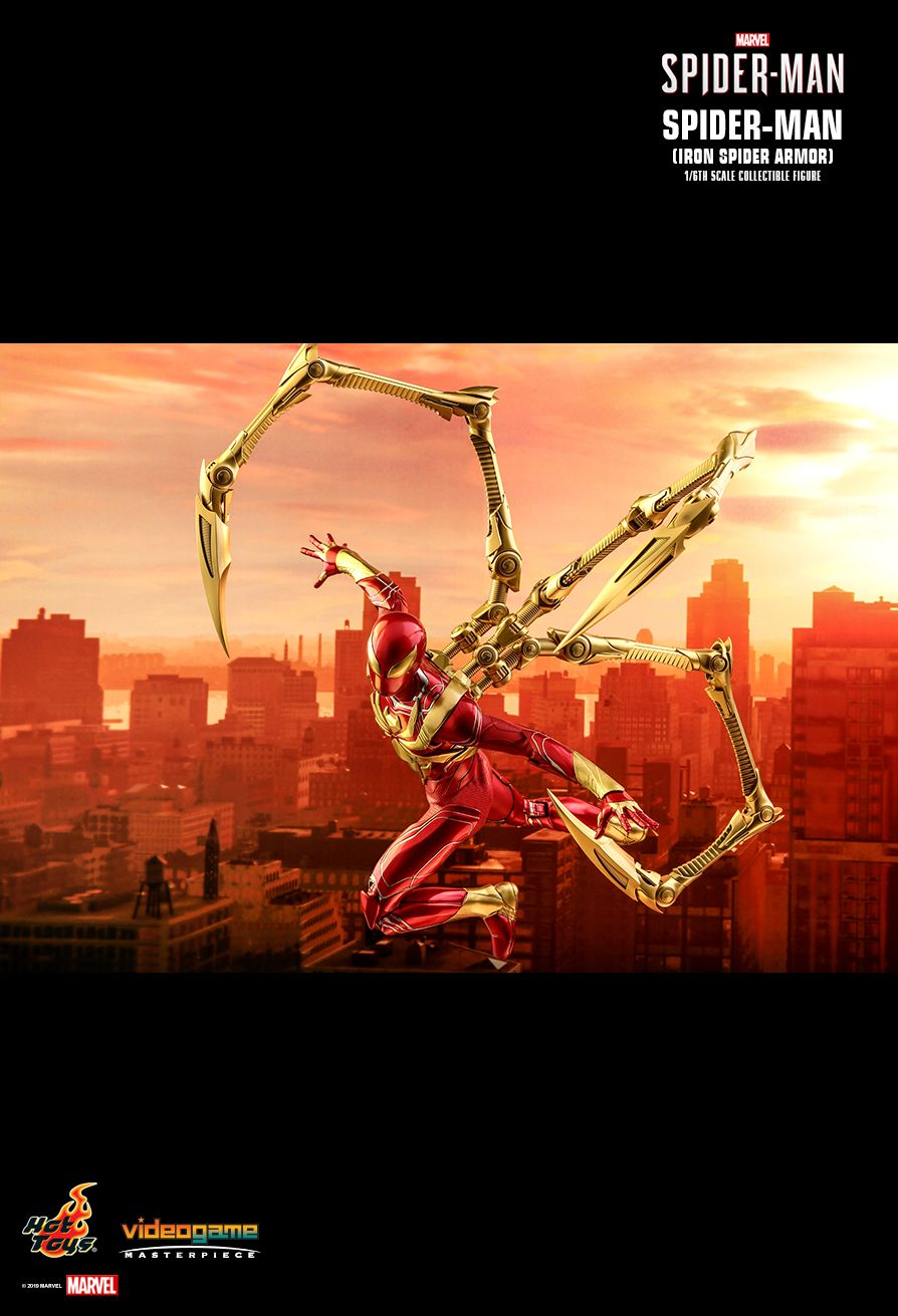 Topics tagged under ironspider-man on OneSixthFigures 14163