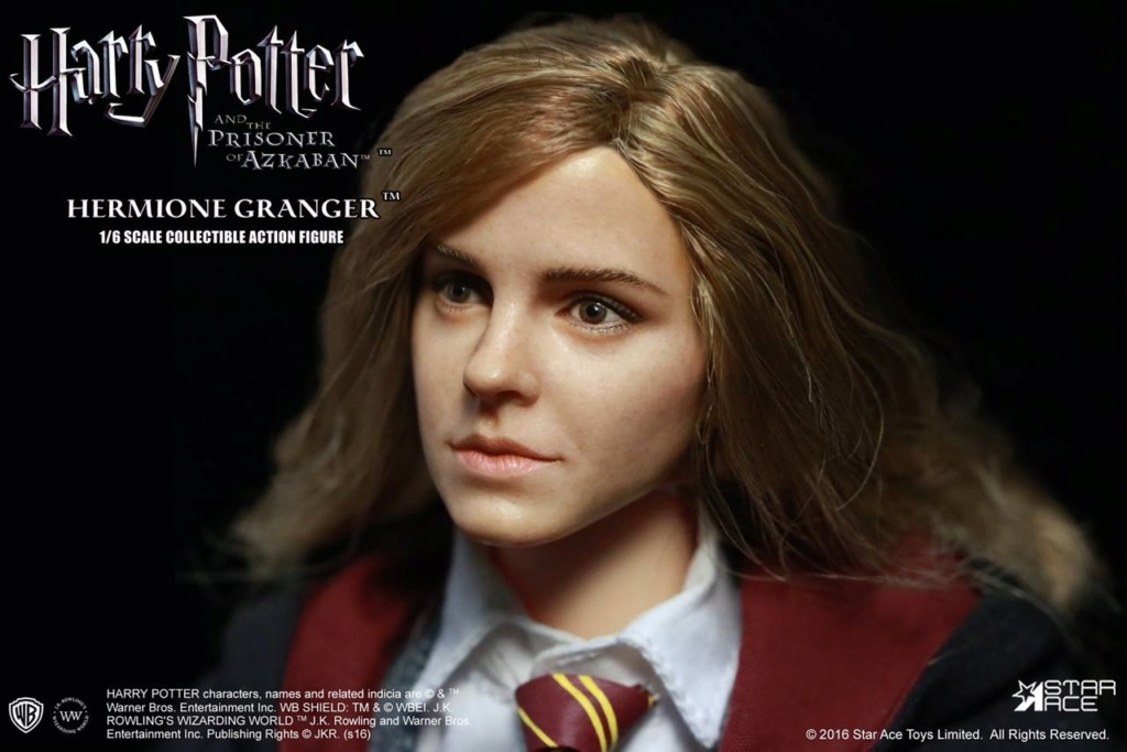 harrypotter - NEW PRODUCT: Star Ace Toys: 1/6 Harry Potter Collection - Ginny Weasley & Luna Lovegood SA062 SA063 14231210